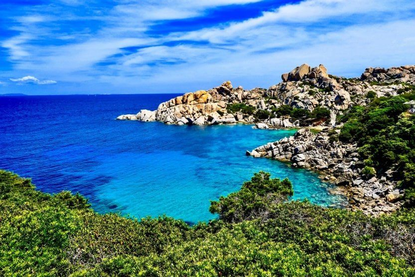 En route to your holiday: North Sardinia