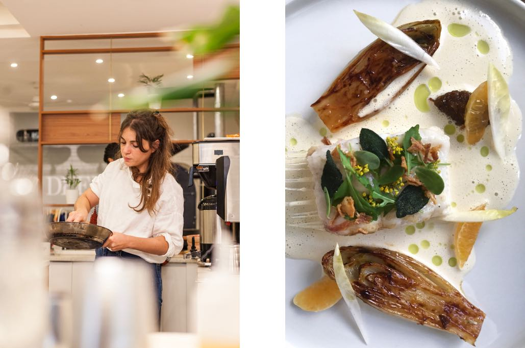 Interview: Ella Aflalo, a rising chef