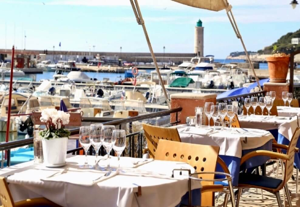 Best Restaurants in Cassis, France: most chic to most authentic