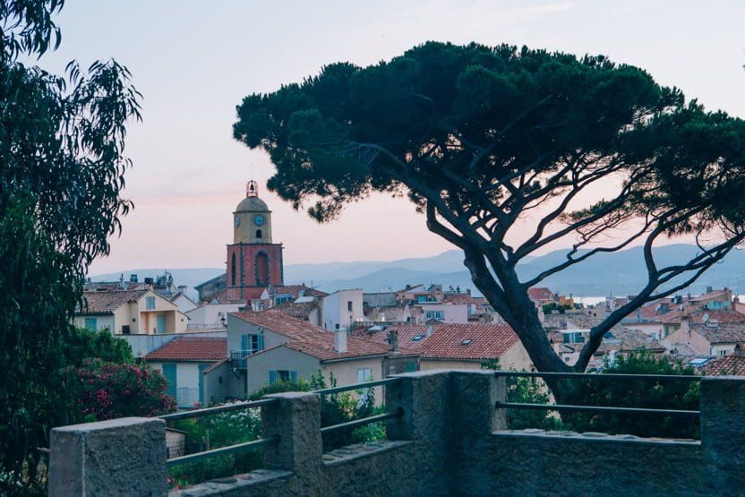 A postcard from our St Tropez weekend