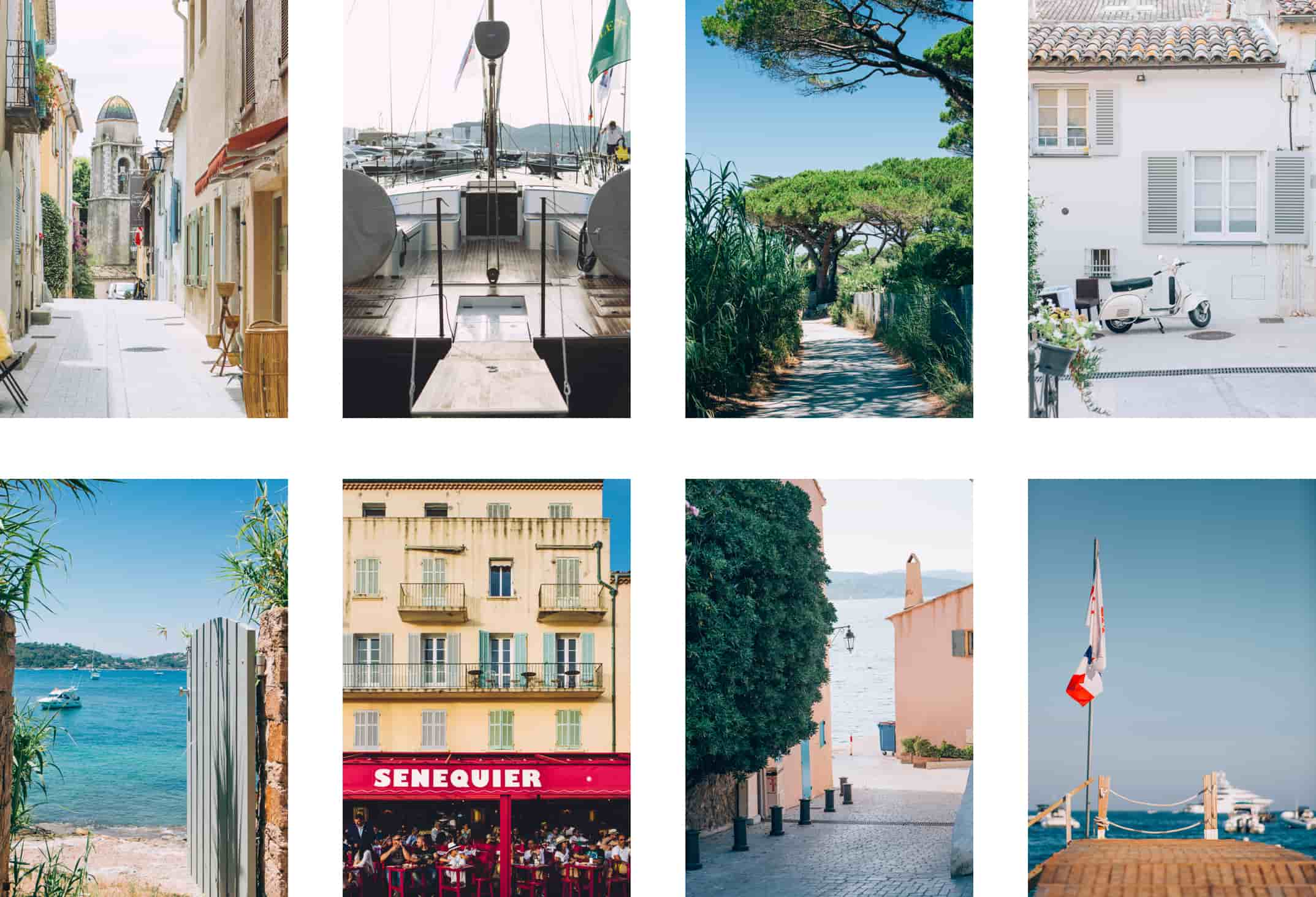 Things to do in St Tropez: unbridled nature and French luxury
