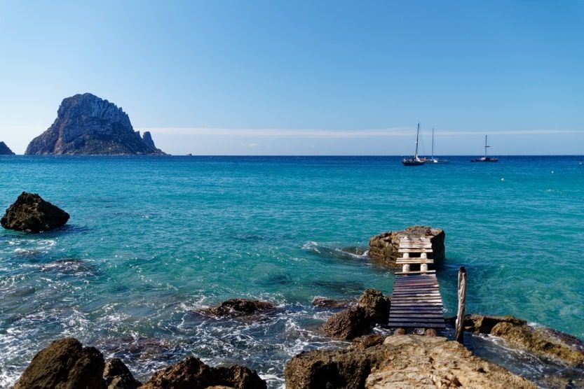 The top 10 most beautiful beaches in Ibiza