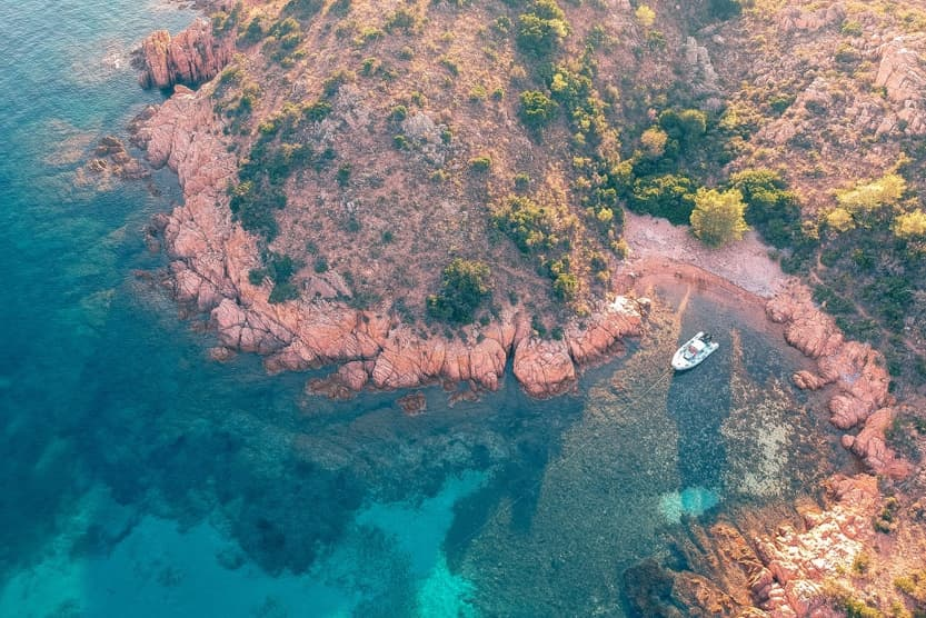Our itinerary for travelling around Corsica for 2 weeks